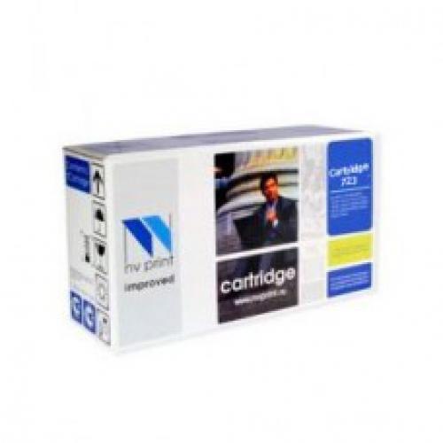 Совместимый картридж NV Print для Canon Cartridge 723 Yellow (8500 стр., желтый)