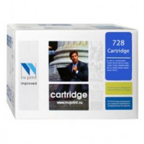 Совместимый картридж NV Print для Canon Cartridge 728 (2100 стр., черный)