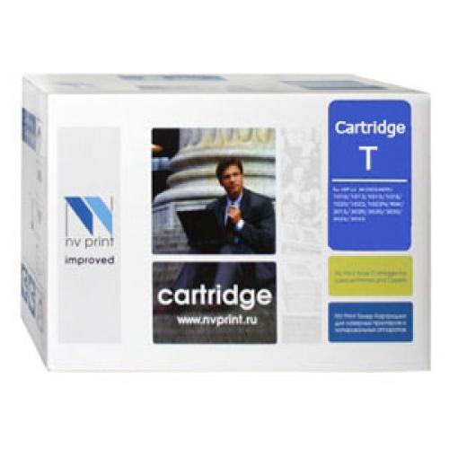 Совместимый картридж NV Print для Canon Cartridge T (3500 стр., черный)