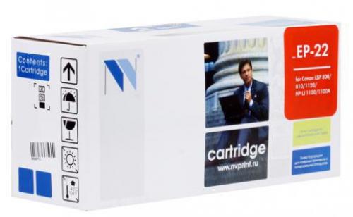 Совместимый картридж NV Print для Canon EP-22 (2500 стр., черный)