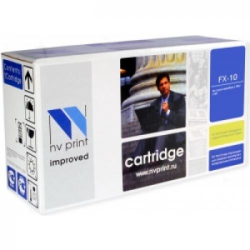 Совместимый картридж NV Print для Canon FX-10 (2000 стр., черный)