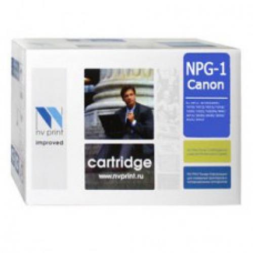 Совместимый картридж NV Print для Canon NPG-1 (4000 стр., черный)