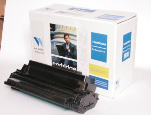 Совместимый картридж Xerox 106R00646 (6000 стр., черный)