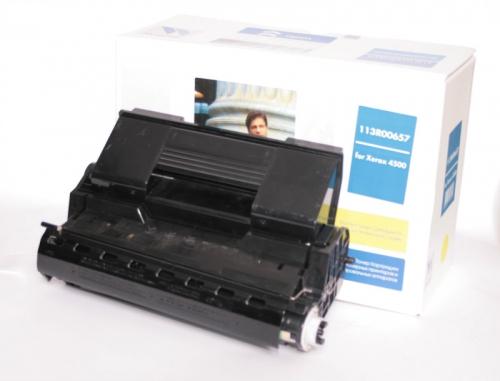 Совместимый картридж NV Print для Xerox 113R00657 (18000 стр., черный)
