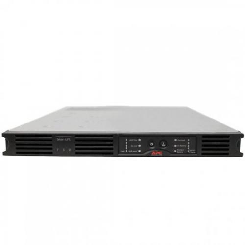 Источник бесперебойного питания APC Smart-UPS SUA750RMI1U, 750ВA