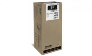 Картридж EPSON T9731  черный стандартной емкости XL для WF-C869RDTWF