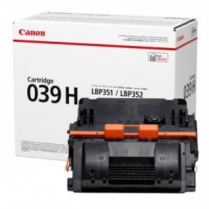 Картридж CANON 039H BK 25К