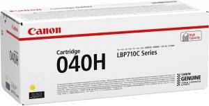 Картридж CANON 040  HY Yellow (i-SENSYS LBP712Cx) 10К