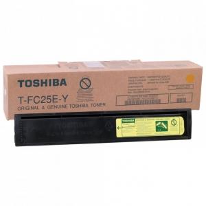 Тонер-картридж Toshiba ES2040C/2540C/3040C  T-FC25EY желтый (o)