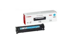 (Уценка) 1979B002 Картридж CANON 716 C - НТВ-1 для i-SENSYS LBP5050, LBP5050N, MF8030 голубой (1 500 стр.)