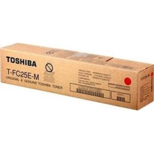 Тонер-картридж Toshiba ES2040C/2540C/3040C  T-FC25EM красный (o)