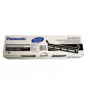 Оригинальный тонер-картридж Panasonic KX-FAT411A (2000 стр., черный)