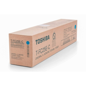 Тонер-картридж Toshiba ES2040C/2540C/3040C  T-FC25EC синий (o)