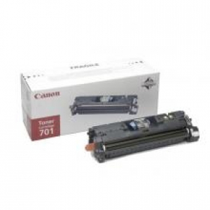 (Уценка) Картридж CANON 701 BK - НТВ-1 (9287A003) для i-SENSYS LBP5200, MF8180C черный (5 000 стр.)