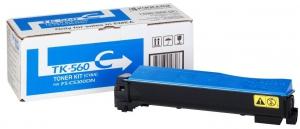 (Уценка) 1T02HNCEU0 - НТВ-2 Тонер-картридж Kyocera TK-560C для FS-C5300DN/C5350DN голубой (10 000 стр.)