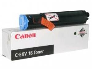 (Уценка) 0386B002 Тонер-картридж CANON C-EXV18/GPR22 - НТВ-3 для iR1018/1022 черный (8 400 стр.) БЕЗ УПАКОВКИ