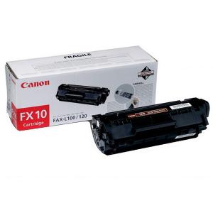 (Уценка) Картридж CANON FX-10 - НТВ-1 (0263B002) для FAX-L100, i-SENSYS MF4010, MF4018 черный (2 000 стр.)