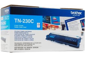 Оригинальный тонер-картридж Brother TN-230C (1400 стр., голубой)