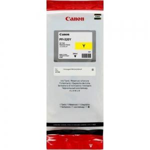 Картридж CANON PFI-320 Y желтый