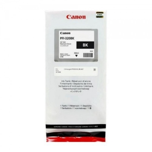 Картридж CANON PFI-320 BK черный