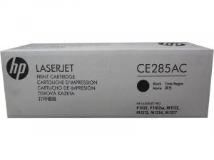 (Уценка) CE285AC - НТВ-1 Картридж HP 85А для LJ Pro P1102/P1102w/M1132/M1212nf черный (1 600 стр.)