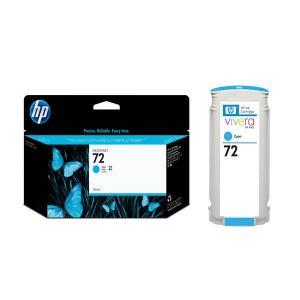 (Акция) Оригинальный струйный картридж HP C9371A (72) (Синий, 130 мл..)