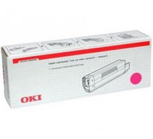 Оригинальный тонер-картридж OKI C5100/5300 (5000 стр., пурпурный)