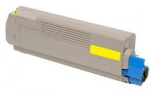 Оригинальный тонер-картридж OKI C5650/5750 (2000 стр., желтый)