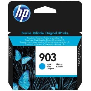 Картридж Hewlett-Packard 903 Cyan Ink