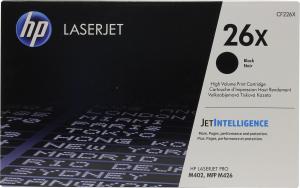 (Уценка) CF226X - НТВ-1 Картридж HP для LJ M402/M426 черный (9 000 стр.)