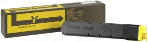 (Уценка) 1T02MNANL0 - НТВ-1 Тонер-картридж Kyocera TK-8600Y для FS-C8600DN/C8650DN желтый (20 000 стр.)
