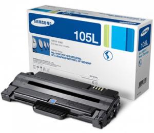 Оригинальный картридж Samsung MLT-D105L/SEE (2500 стр., черный)