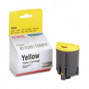Совместимый картридж Xerox 106R01337 YELLOW (1000 стр., желтый)
