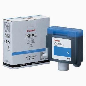 Оригинальный картридж CANON BCI-1411C (300 мл., голубой)