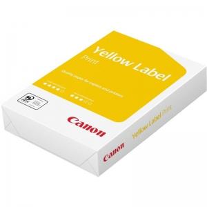 """Бумага для офисной техники Canon Yellow Label Print (А4, 80 г/кв.м, 500л., класс """"C"""")"""