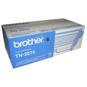 Оригинальный картридж Brother TN-2075 (2500 стр., черный)