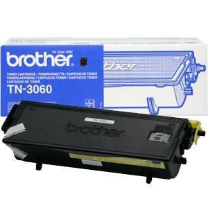 Оригинальный картридж Brother TN-3060 (6700 стр., черный)