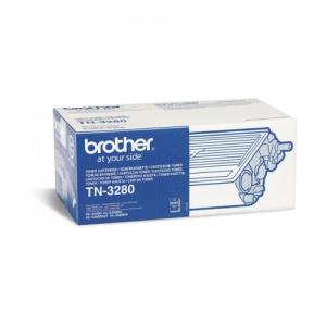 Оригинальный картридж Brother TN-3280 (8000 стр., черный)