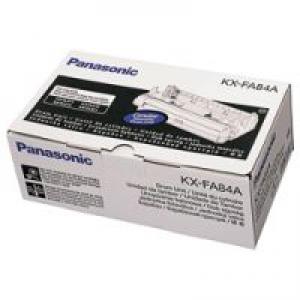 Оригинальный фотобарабан Panasonic KX-FA84A7 (10000 стр., черный)