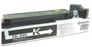 Оригинальный Картридж KYOCERA TK-895K (1T02K00NL0)