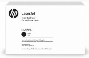 Картридж HP 59X лазерный (10000 стр) CF259XC