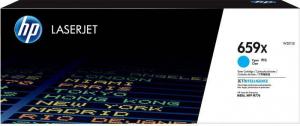 Оригинальный картридж HP 659X повышенной емкости (29 000 стр., голубой) для HP Color LaserJet Enterprise M776/M856