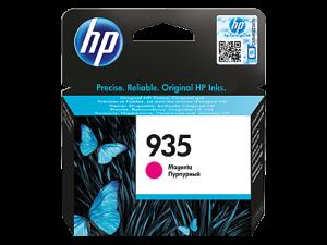 (Уценка) Оригинальный картридж HP C2P21AE (935) (400 стр., пурпурный)
