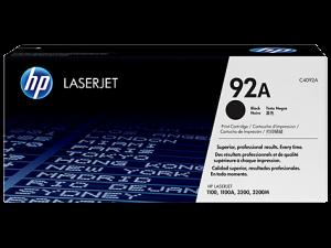 (УЦЕНКА) ОРИГИНАЛЬНЫЙ КАРТРИДЖ HP C4092A (2500 СТР., ЧЁРНЫЙ) ДЛЯ HP LASERJET 1100 | 1100A | 3200 | 3220