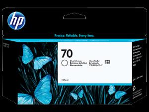 Оригинальный картридж HP  C9459A (70) (130 мл., прозрачный глянцевый)