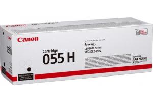 Оригинальный картридж Canon 055 H BK 3020C002(черный)