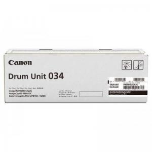 Фотобарабан Canon DU 034 B (черный, 32000 стр.)