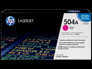 ОРИГИНАЛЬНЫЙ КАРТРИДЖ HP CE253A (7000 СТР., ПУРПУРНЫЙ) ДЛЯ ?HP COLOR LASERJET CM3530 / CP3525
