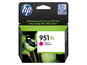 (Уценка)Оригинальный картридж HP CN047AE (951) (1500 стр., пурпурный)