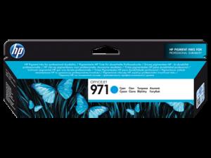 Оригинальный картридж  HP CN622AE (971) (2500 стр., голубой)